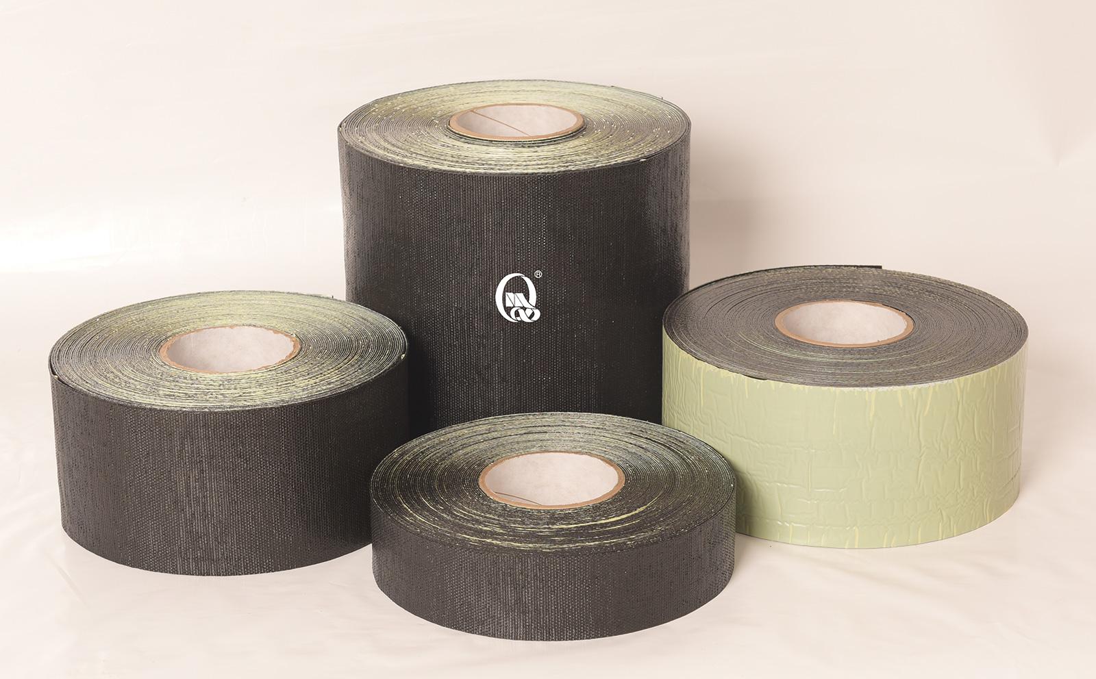 网状聚丙烯增强纤维防腐胶粘带厂家